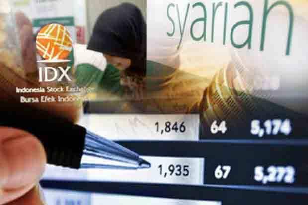 OJK Catat Total Saham Syariah Capai Rp3.013 Triliun per Juli 2020